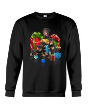 PHOEBE - Rottweiler Gift Christmas - 3110 - A19 Crewneck Sweatshirt thumbnail