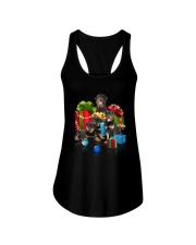 PHOEBE - Rottweiler Gift Christmas - 3110 - A19 Ladies Flowy Tank thumbnail