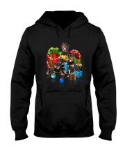 PHOEBE - Rottweiler Gift Christmas - 3110 - A19 Hooded Sweatshirt front