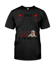 Dad Golden Retriever Classic T-Shirt thumbnail