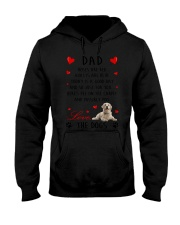 Dad Golden Retriever Hooded Sweatshirt thumbnail