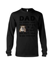 Dad Bulldog Long Sleeve Tee thumbnail