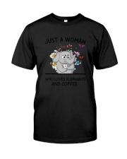 Coffee And Elephants Classic T-Shirt thumbnail