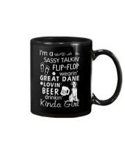 Great Dane Sassy Talking Mug thumbnail