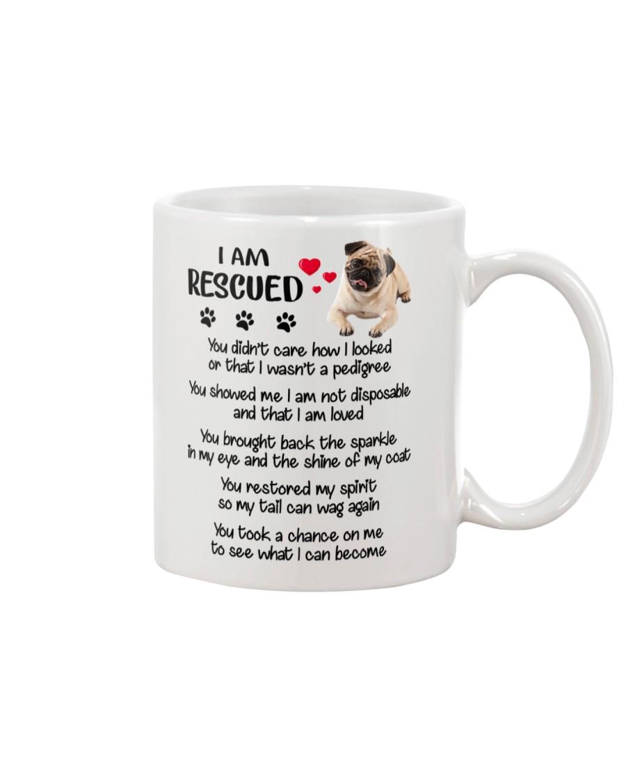 I Am Rescued Mug