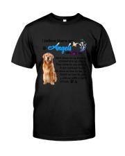 Golden Retriever Angels Classic T-Shirt thumbnail