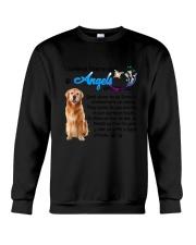 Golden Retriever Angels Crewneck Sweatshirt thumbnail