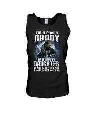 Wolf Daughter Unisex Tank thumbnail