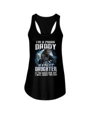 Wolf Daughter Ladies Flowy Tank thumbnail