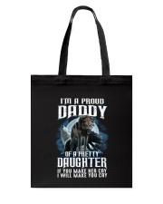 Wolf Daughter Tote Bag thumbnail