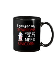 Unicorn Symptoms Mug thumbnail