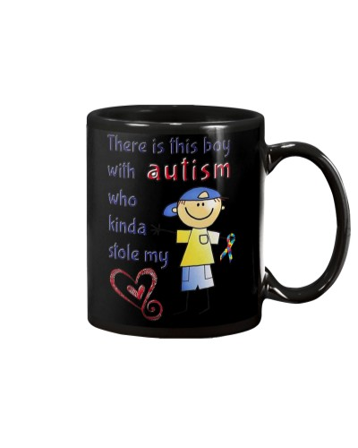 Autism Stole My Heart