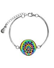 Cat Circle Color Metallic Circle Bracelet thumbnail