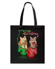 PHOEBE - Maine Coon Merry Xmas - 1310 - 93 Tote Bag thumbnail