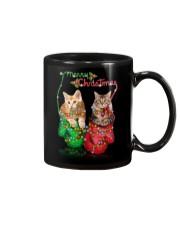 PHOEBE - Maine Coon Merry Xmas - 1310 - 93 Mug thumbnail