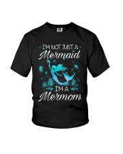 Mermom Youth T-Shirt tile
