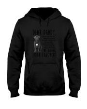 Daddy Cane Corso Hooded Sweatshirt thumbnail