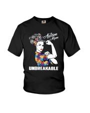 Mom Autism Youth T-Shirt thumbnail