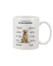 Reason To Love Golden Retriever Mug front