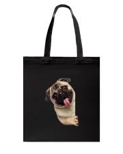 Hello Pug Tote Bag thumbnail