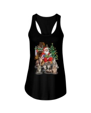PHOEBE - LIMITED EDTION - 1011 - F14 Ladies Flowy Tank thumbnail