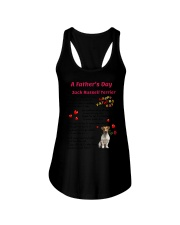 Poem From Jack Russell Terrier Ladies Flowy Tank thumbnail