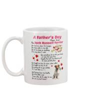 Poem From Jack Russell Terrier Mug back