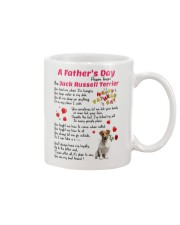 Poem From Jack Russell Terrier Mug front