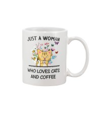 Coffee And Cats Mug front