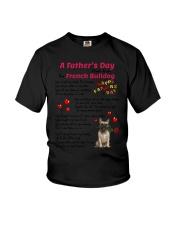 Poem From French Bulldog Youth T-Shirt thumbnail