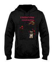 Poem From French Bulldog Hooded Sweatshirt thumbnail