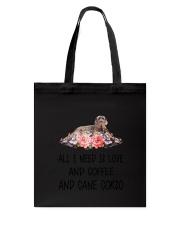 Cane Corso All I Need Tote Bag thumbnail