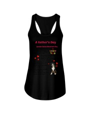 Poem From Greater Swiss Mountain Dog Ladies Flowy Tank thumbnail