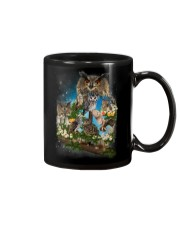 Owl Flower Mug thumbnail