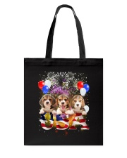USA Beagle Tote Bag thumbnail