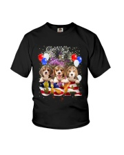 USA Beagle Youth T-Shirt thumbnail