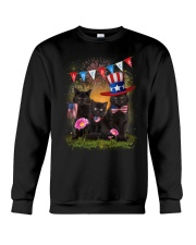 Black Cat America Crewneck Sweatshirt thumbnail