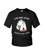 Autism Happily Ever After Youth T-Shirt thumbnail