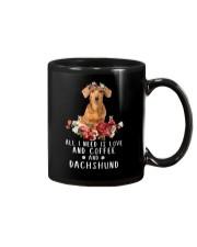 Dachshund All I Need  Mug thumbnail