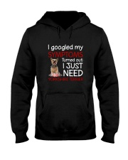Yorkshire Terrier Symptoms Hooded Sweatshirt thumbnail