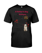 Poem From Samoyed Classic T-Shirt tile