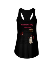 Poem From Samoyed Ladies Flowy Tank thumbnail