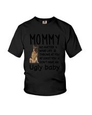 German Shepherd Ugly Baby Youth T-Shirt thumbnail