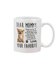 Mommy Chihuahua  Mug front