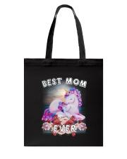 Unicorn Best Mom Tote Bag thumbnail