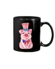 Independence Day Pig Mug thumbnail