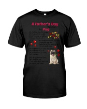 Poem From Pug Classic T-Shirt thumbnail