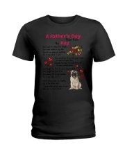 Poem From Pug Ladies T-Shirt tile