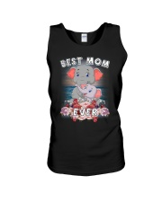 Elephant Best Mom Unisex Tank thumbnail