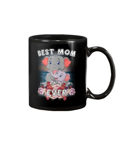Elephant Best Mom